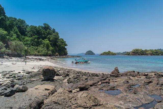 Coiba Panama