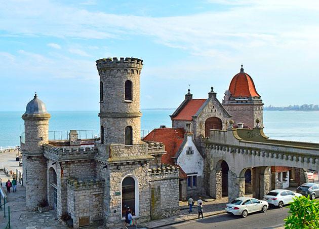 castillo mar del plata
