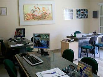 oficinas de una empresa