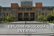 Estudiar psicología en España
