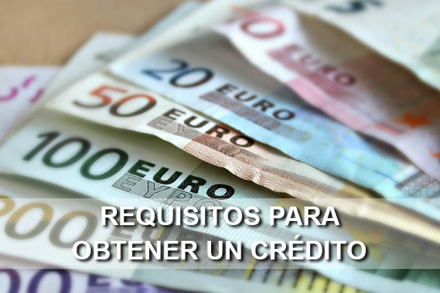 requisitos credito