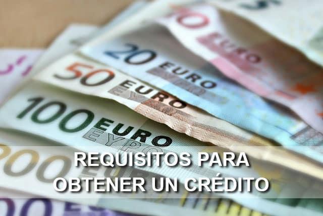 requisitos credito