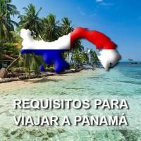 requisitos para viajar a panama