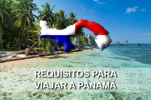 requisitos para viajar a panama