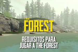Requisitos para jugar a The Forest en PC