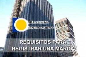 requisitos registrar marca