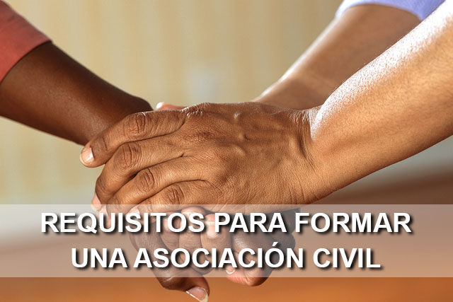 requisitos para una asociación civil