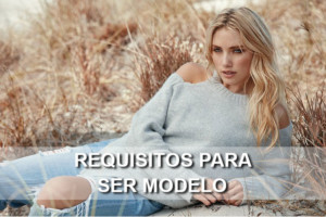 requisitos para ser modelo