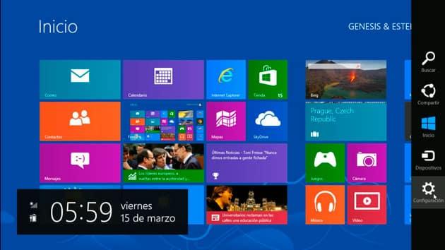 menu inicio windows 8