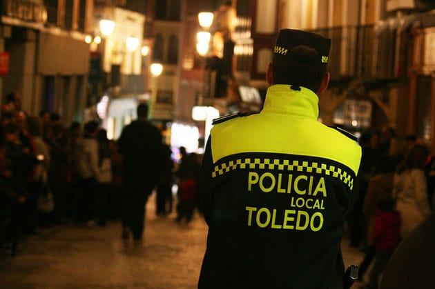 Policía local de Toledo