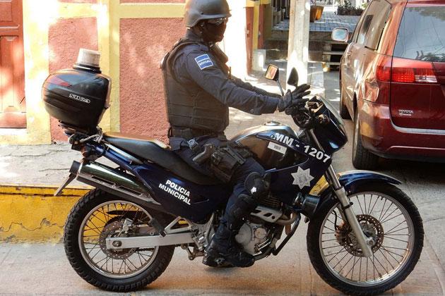 policia municipal México