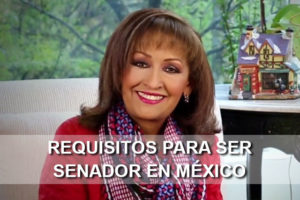 Requisitos para ser Senador en México