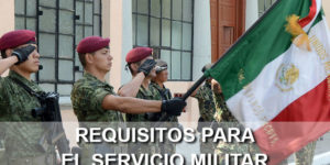 requisitos servicio militar