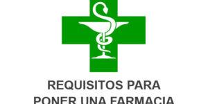 requisitos farmacia México