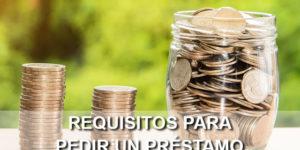 requisitos préstamo