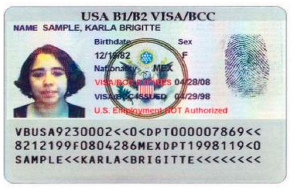 Requisitos Visa Láser - BCC