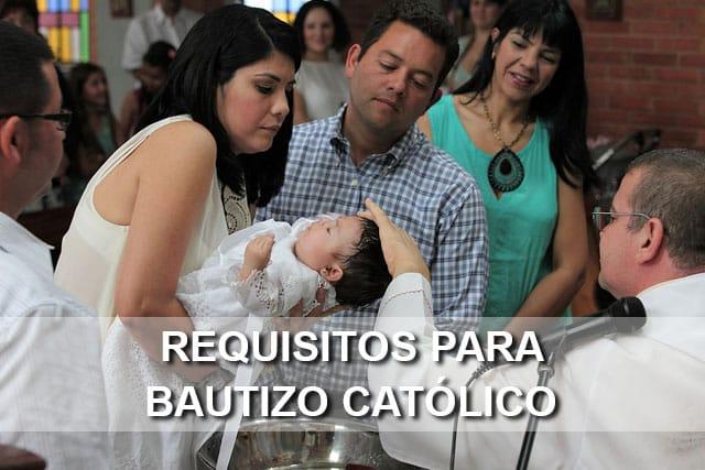 Matrimonio Catolico Requisitos Peru : Requisitos para bautizo católico y poder bautizar a tú bebé