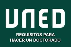 Requisitos para hacer un doctorado en España