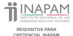 requisitos tarjeta INAPAM