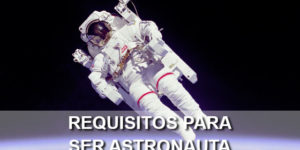 requisitos astronauta