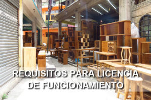 Requisitos para licencia de funcionamiento