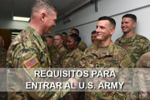 requisitos army