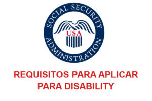 requisitos disability