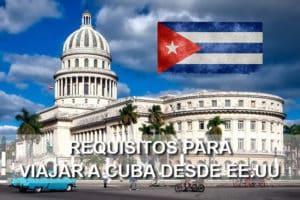 Viajar a Cuba desde EE.UU