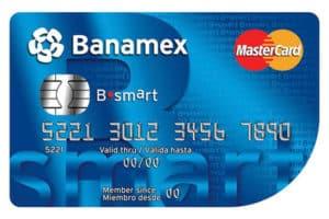 requisitos tarjeta de crédito Banamex